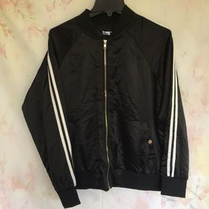 Say What? Bomber Jacket